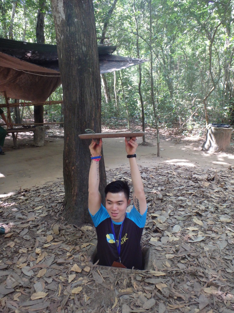 Cu Chi Tunnel - 17 Day Vietnam & Cambodia Discovery Tour - Tweet World Travel