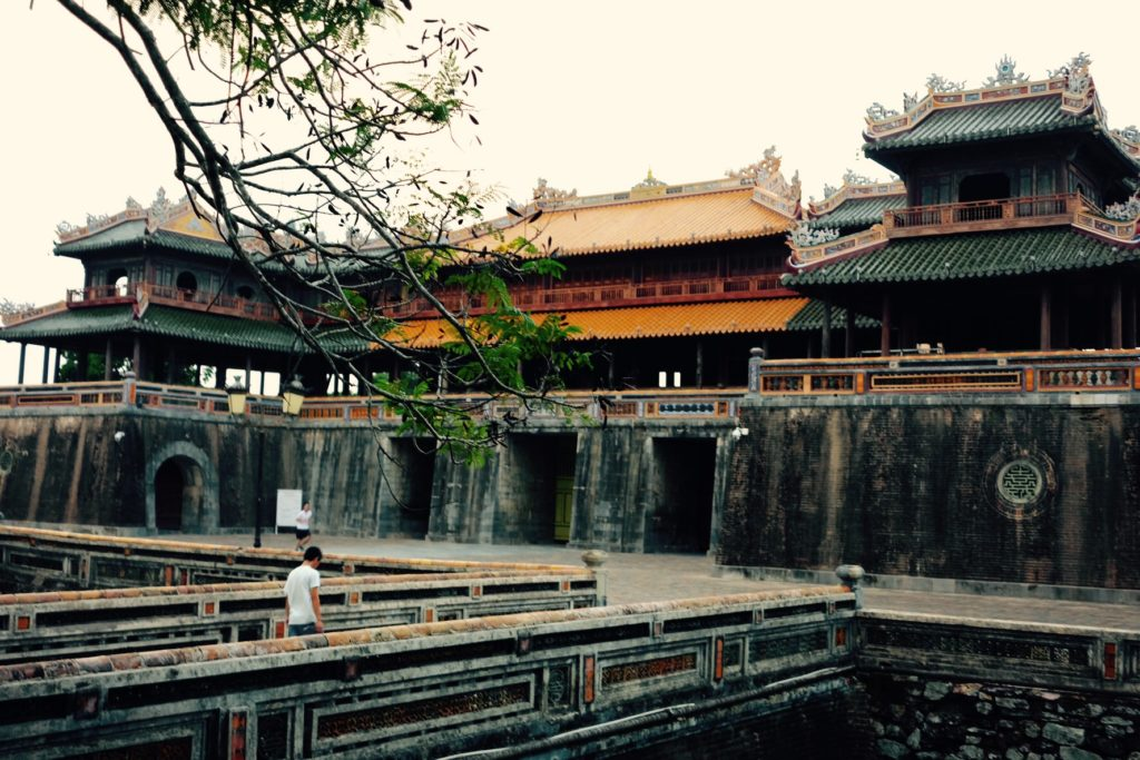Hue Citadel - 17 Day Vietnam & Cambodia Discovery Tour - Tweet World Travel
