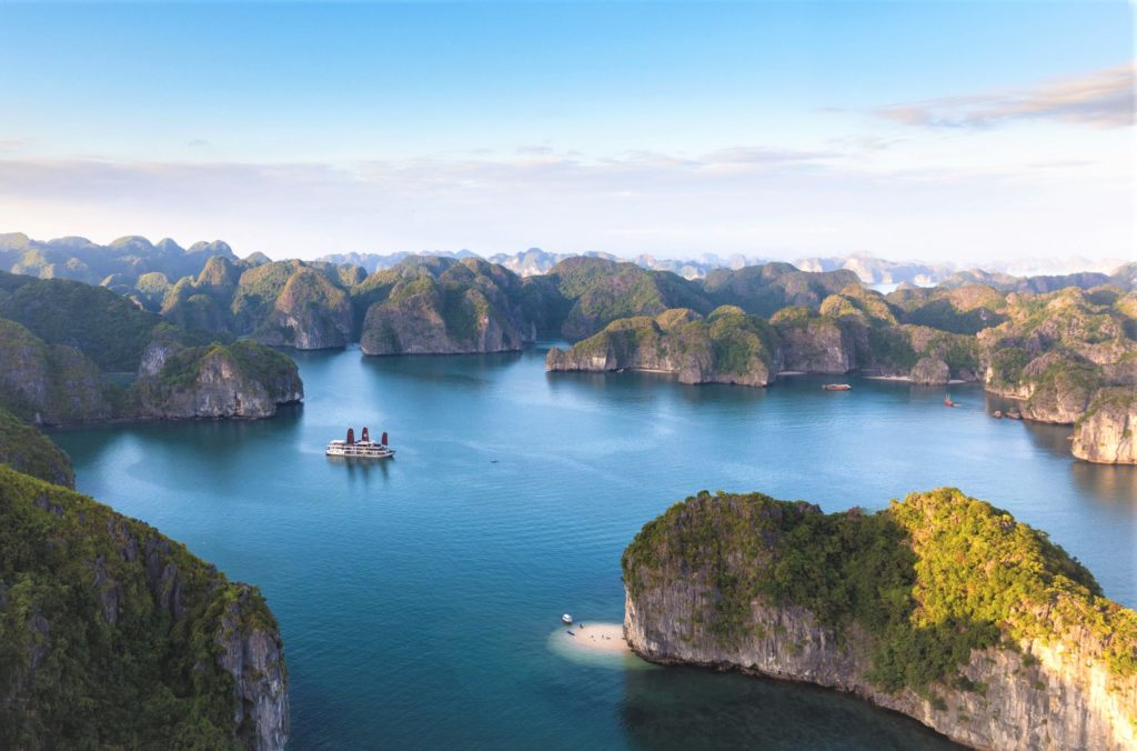 Halong Bay - 17 Day Vietnam & Cambodia Discovery Tour - Tweet World Travel
