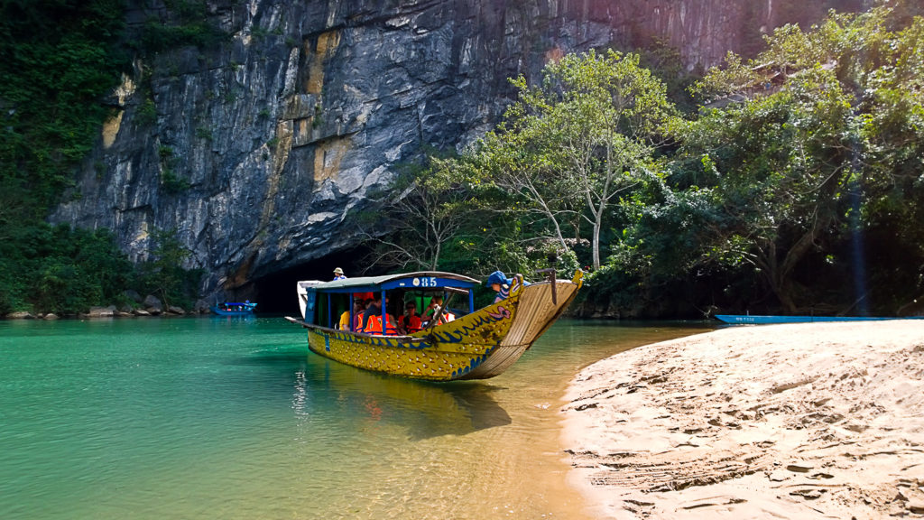 Phong Nha Cave - 17 Day Vietnam & Cambodia Discovery Tour - Tweet World Travel